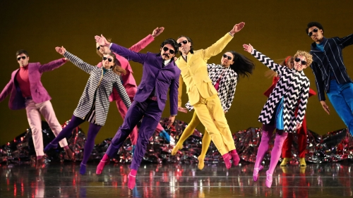 Mark Morris Dance Group article