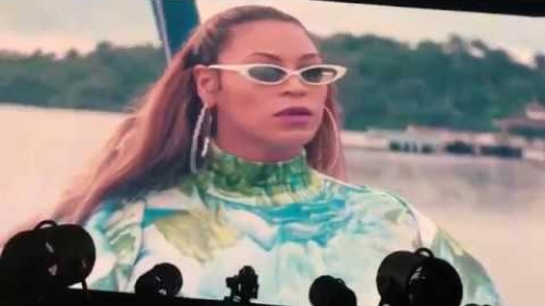 "Beyonce & Jay-Z OTRII Video Featuring Brooklyn Youth Chorus x Caroline Shaw ""Its Motion Keeps"""