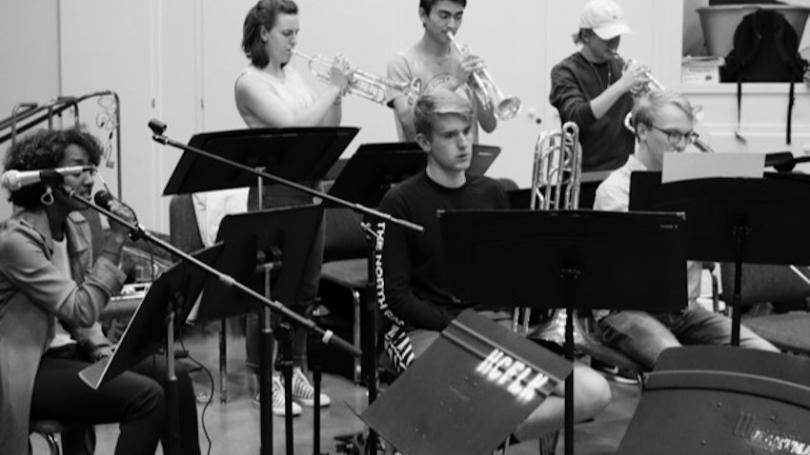 Coast brass section