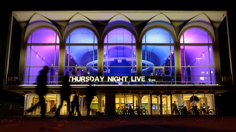 Thursday Night Live image 1