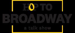 Hop to Broadway logo