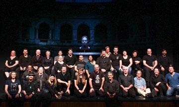 Coriolanus Crew