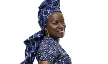 Angelique Kidjo article
