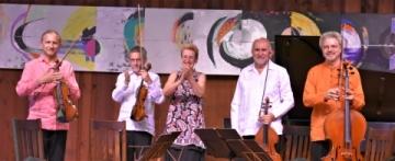 Pinkas and Cuarteto Latino Americano