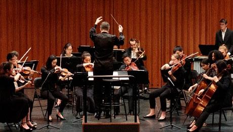Dartmouth Symphony Orchestra: Bartók Watch Party