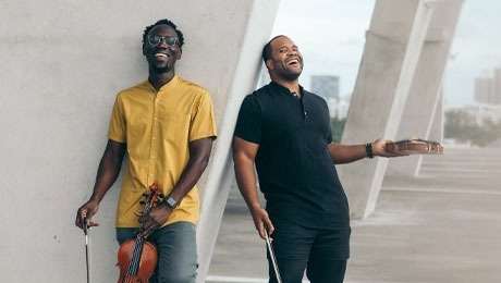 In case you missed it: Black Violin