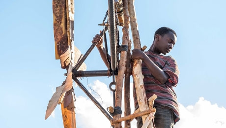 The Boy Who Harnessed The Wind updates