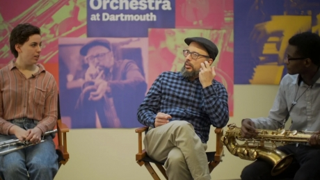 Video: Coast Jazz Orchestra at Dartmouth