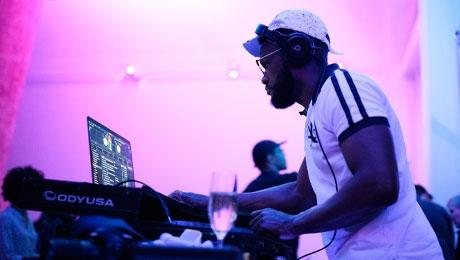 DJ Sean Dance Party updates
