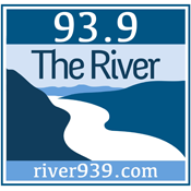 The River 93.9 Logo