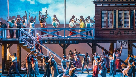 The Met Opera in HD: Porgy and Bess