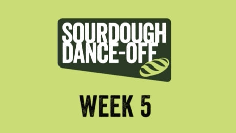 Sourdough Dance-Off Week 5 update