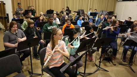 Dartmouth Youth Winds