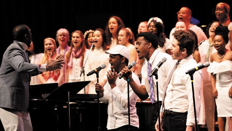Gospel Choir Live Highlight Show