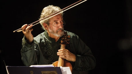 Jordi Savall at the Hop