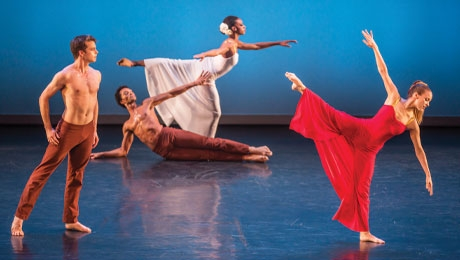 Martha Graham Dance Company at the Hop