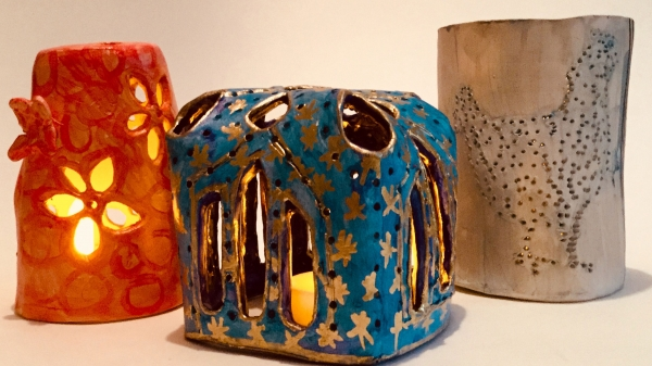 Ceramic Lanterns