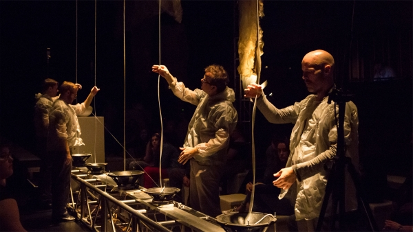 The Force of Things: an Opera for Objects