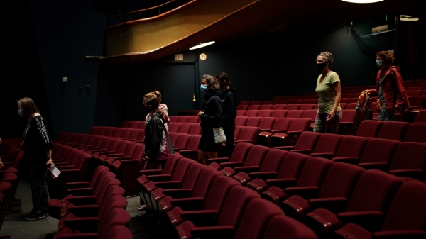 Dance Theatre of Harlem Masterclass