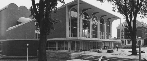 Hopkins Center History