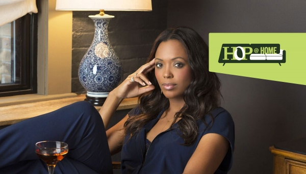 Hop@Home: Live Chat with Aisha Tyler '92
