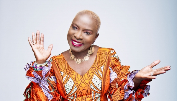 Angelique Kidjo at the Hop