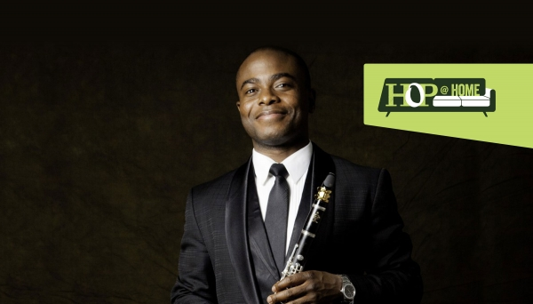 Member Cocktails with Anthony McGill