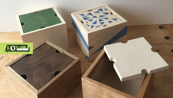 Box Making Series