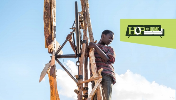 Hop@Home: The Boy Who Harnessed The Wind
