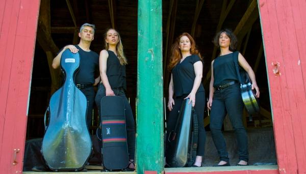 Arka Quartet: ChamberWorks