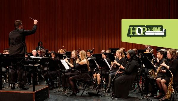 Hop@Home: Wind Ensemble Watch Party