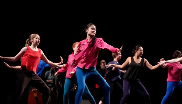 Dartmouth Dance Ensemble