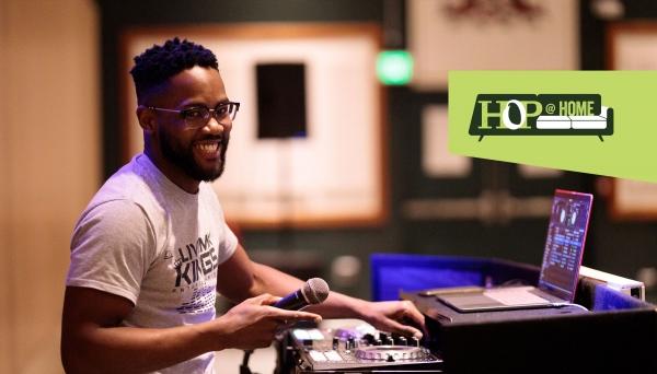 Hop@Home: DJ Sean Dance Party