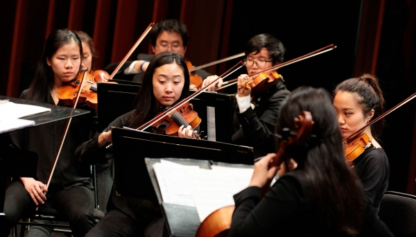Dartmouth Symphony Orchestra Fall 2019