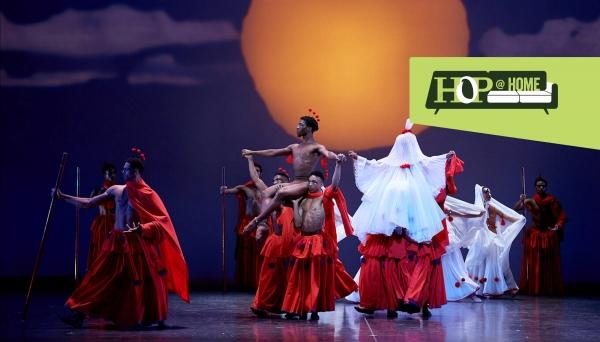 Hop@Home: DTH Virtual Ballet