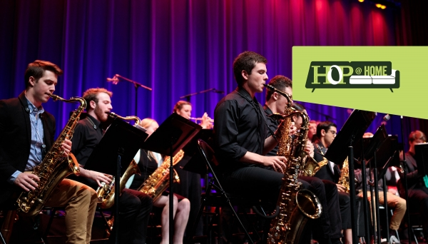 An Ellington Watch Party with the Coast Jazz Orchestra