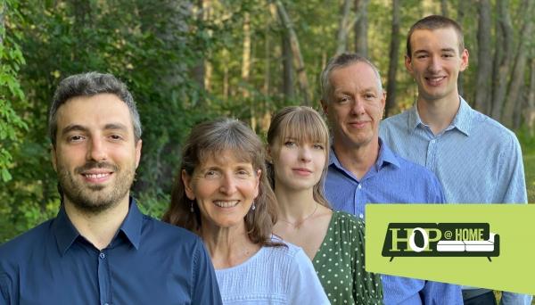 Hop@Home: Filippo Ciabatti and Friends