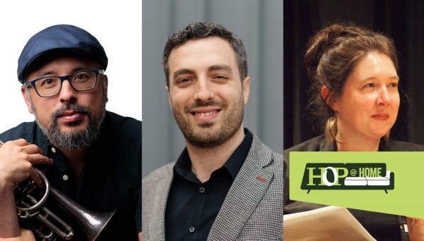 Taylor Ho Bynum, Filippo Ciabatti & Matthea Harvey