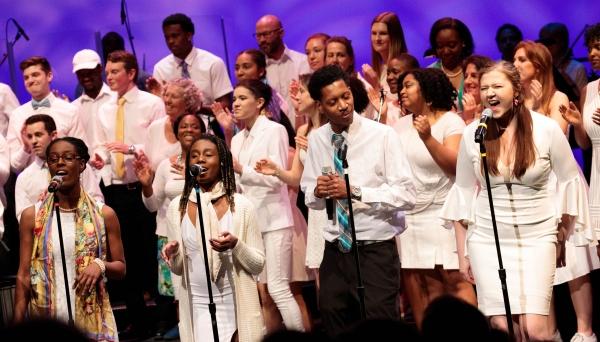 Dartmouth College Gospel Choir Fall 2019