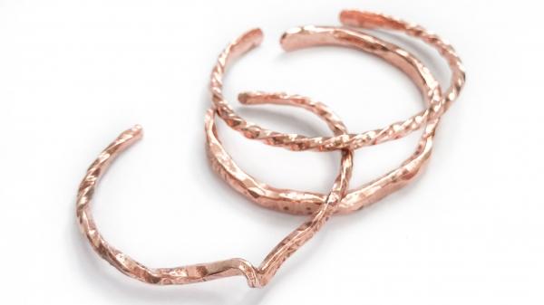 Forged Cuff Bracelets