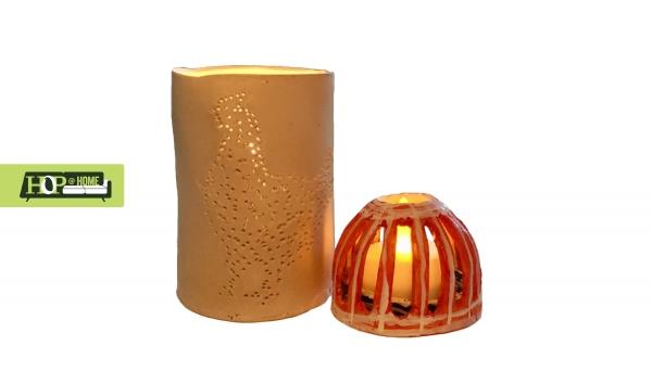 Lanterns for Winter Nights