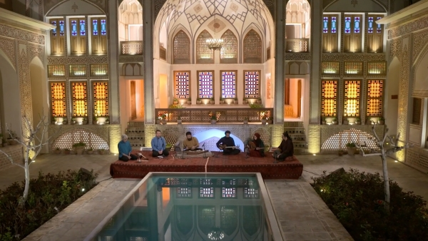 Mahinistan Raheb Hotel, a 200-year-old architecturally sublime historic locale in Kashan