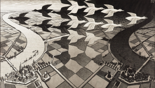 MC Escher: Journey to Infinity