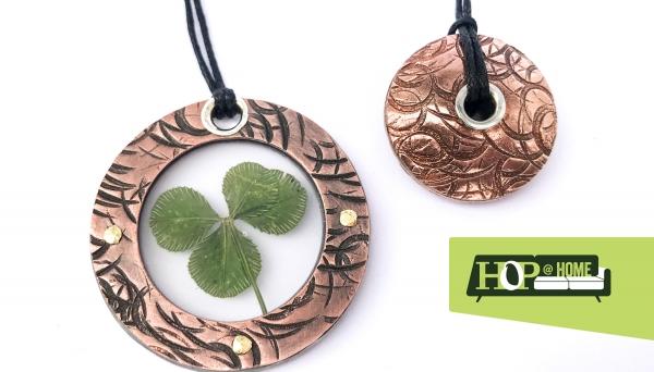 Metal Beads and Lucky Charms