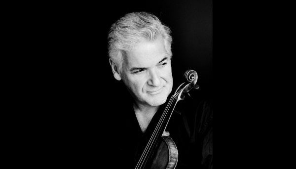 Pinchas Zukerman at the Hop