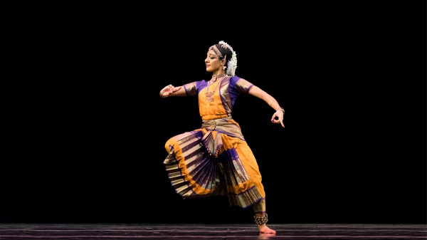 Ragamala Dance Company Workshop