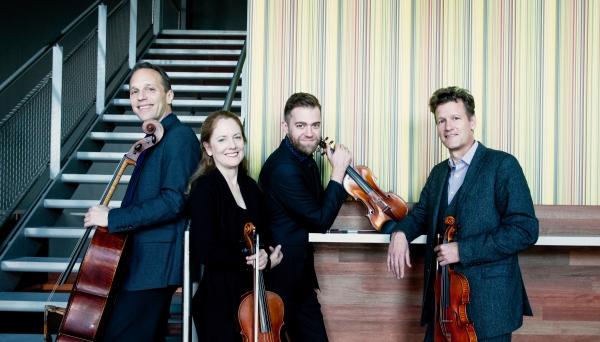 St. Lawrence String Quartet at the Hop