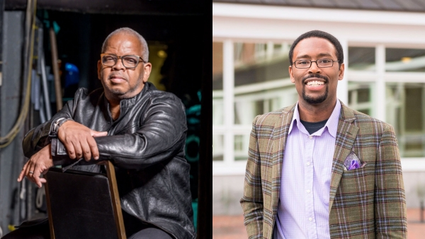 Pre-Show Talk with Terence Blanchard and Professor Craig Sutton