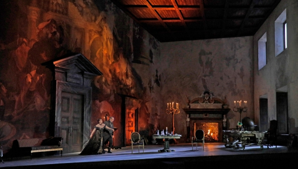 The Met Opera in HD: Tosca