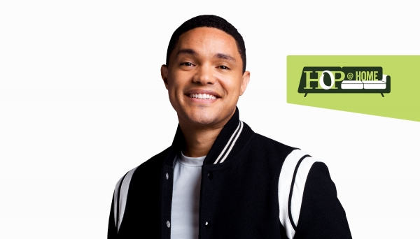 Fireside Chat with Trevor Noah